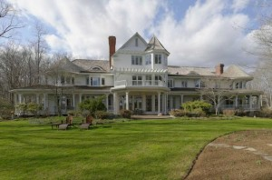 Ron Howard's mansion in Armonk , NY