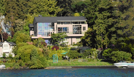 Lake Washington Home