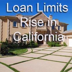 loan limits california