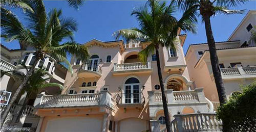 beachfront real estate in Palm Beach, FL